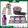 Étiquette d'emballage d'enveloppe de chemise de rétrécissement de PVC de coutume de la Chine