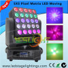 Éclairage Infinite Moving Head Matrix Éclairage 25PCS * 12W RGBW 4in1
