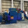 De horizontale Automatische Machine van de Briket van het Schroot voor het Zaagsel van het Staal
