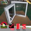 PVC耐衝撃性の開き窓Windowsおよび家のためのドア
