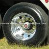 Neumático del carro (11r22.5) con la rueda de aluminio de la asamblea del borde (22.5X8.25)