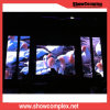 Visualización de LED al aire libre de Showcomplex P6 SMD
