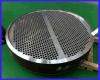 Plaque à tuyaux personnalisée d'acier inoxydable pour l'échange thermique