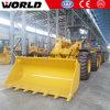 Nieuw Ce van China 1-5ton keurde de Compacte Lader van het Wiel voor Verkoop goed