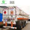 CNG средств 12 длинний пробок скида контейнера трейлер Semi