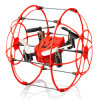 07318-4CH 2.4G 6-Axis Shatterproof Remote Control Sider Aircraft 3D Rollover Gimbal RC Helicopter Drone Toys 100% Original