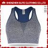 Femmes dernier cri de mode vêtant le gris de soutien-gorge de sport (ELTSBI-19)