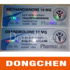 Etiqueta de papel farmacêutica barata do tubo de ensaio do holograma das vendas quentes da alta qualidade