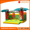 Gorila de salto del castillo de la palmera inflable de China para el parque de atracciones (T1-521)