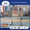 Tunnel électrique mobile de rétrécissement de bouteille en verre pour le remplissage à chaud