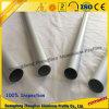 L'extrusion en aluminium profile le tube en aluminium avec la taille différente