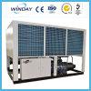 Neuer Typ kohlenstoffarme Luft abgekühlter Schrauben-Wasser-Kühler für Klimaanlage