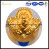 Puits profond morceaux de cône de rouleau d'IADC 537 TCI forant 13 1/2
