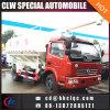 Transporte da grão do caminhão do volume do caminhão da alimentação de Dongfeng 12m3