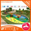 Outdoor Playground Slide Type Escalada Playground Net