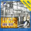 ビール瓶の洗浄の満ち、キャッピング3in1機械を完了しなさい