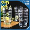 cuvette en verre transparente sans plomb de la bière 590ml de vente en gros créatrice de cuvette