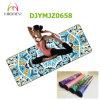 Couvre-tapis de yoga d'Eco de construction de corps