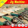 Machine bâtissante automatique d'extraction de l'or de séparateur alluvial de densité