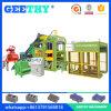 Bloc hydraulique de Qt4-15c faisant la machine