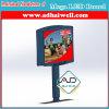 Placa mega Digital do diodo emissor de luz que anuncia o quadro de avisos