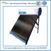 De la alta calidad calentador de agua solar de la presión no para la ducha