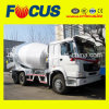 8m3 HOWO 6X4 Righthand Drive Concrete Mixing Lorry à vendre