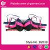 Бюстгальтер шнурка способа флористический (B2039)