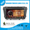 GPS A8 Chipset 3 지역 Pop 3G/WiFi Bt 20 Disc Playing를 가진 Hyundai Verna (2010-2013년)를 위한 인조 인간 Car Audio