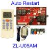 Universeel a/c Controller zl-U05AM, met Auto Restart Function
