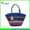 Luda 2015 New Designed Wheat Straw Tote Bag