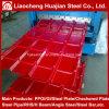 Folha de aço Prepainted ondulada revestida da telhadura da cor de PPGI PPGL