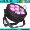 防水高い発電LEDの段階の同価64はつくことができる