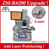 Infrarot-BGA Rework Station Zhuomao ZM R6200 mit Optical Alignment zu Repair Computer Motherboard, Repair Laptop Machine PS3 GPU