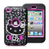 Hello de alto impacto Kitty para el iPod Touch4 Caso Mobile Phone Caso