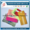 PVC caldo Customer Card con Special Shape
