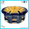 Roulette Key in Key out for 8 Players Golden Crown