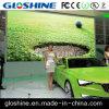 Visualización de LED a todo color de alquiler de interior auto de la demostración P3 HD