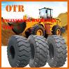 Technik-Maschinerie-Reifen, E-3/L-3 Reifen, schräger OTR Reifen