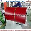 0.3*750mm Ral8017 strichen Stahlfarbe beschichteten Stahlring vor