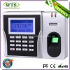 Biometrische Fingerprint Time Attendance System met TCP/IP, USB