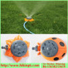 Regadera del jardín, regadera de múltiples funciones del agua del jardín