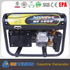 CA Single Phase/AC Three Phase Output 3kw Gasoline Generator