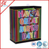 Élégant et Luxury Glisterpackaging Packing Paper Bags Gift Bags pour Birthday