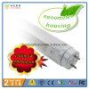 나노미터 3 년 보장 150lm/W 270 정도 광속 120mm 18W LED T8 관 빛