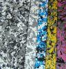 단화 만들기를 위한 높은 탄력 있는 다채로운 EVA 거품 장