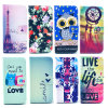 China Factory Price Fashion Print Leather Caso para o iPhone 6