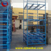 Auto Accessories Parts Belt Storage Metal Rack for Warehouse