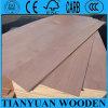 madera contrachapada de 1220*2440m m Flexi Okoume, muebles doblados de la madera contrachapada