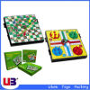 2 en 1 Magnetic Ludo y Snake Ladder Game
